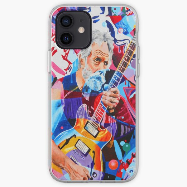 Bob Weir 4 iPhone Soft Case