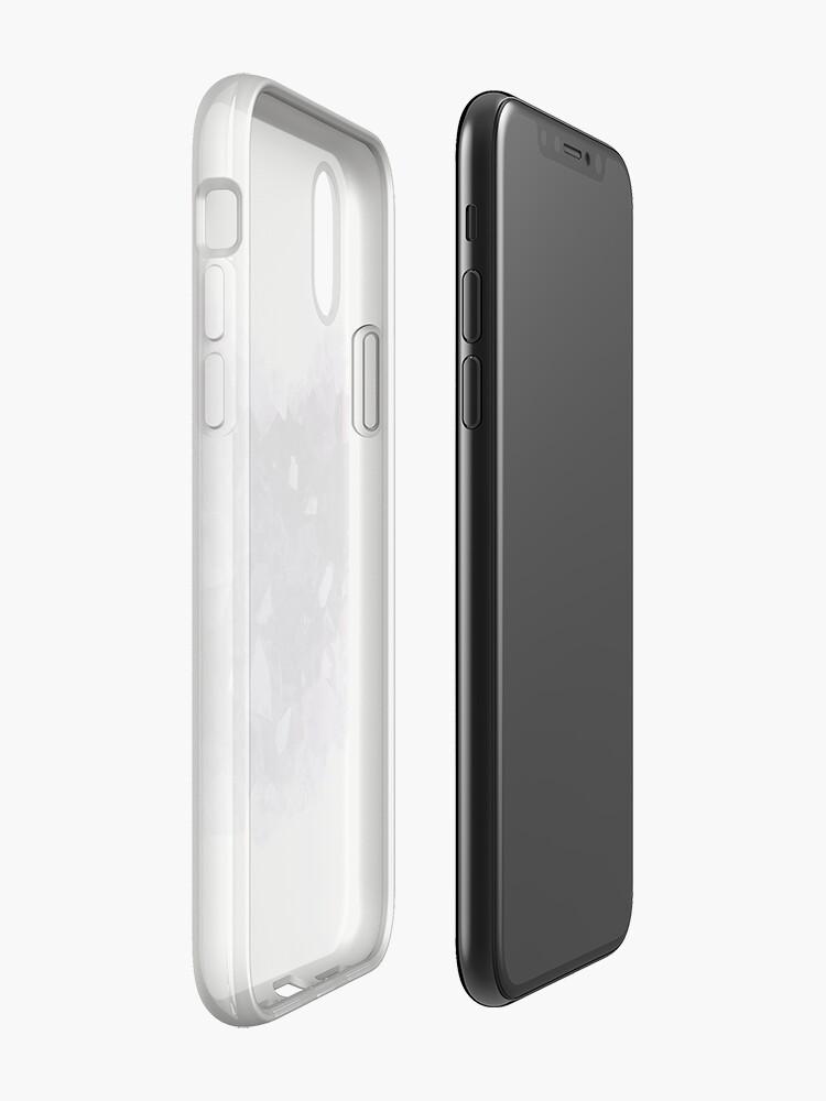 Vista alternativa de Funda y vinilo para iPhone Geode