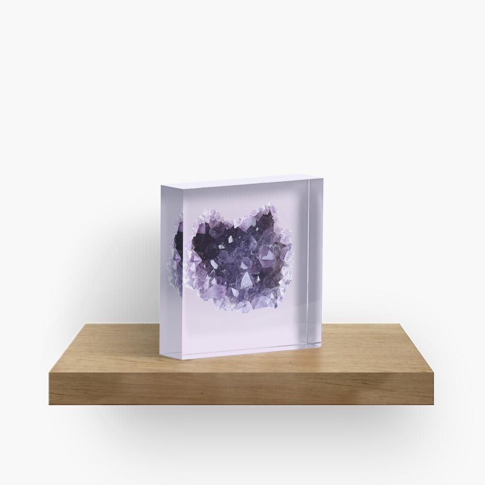 Geode Acrylblock