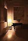 Grand Ballroom - Hotel Plaza - Montecatini, Italy by T.J. Martin