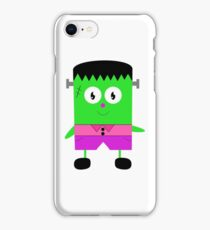"""Frankie"" the monster iPhone Case/Skin"