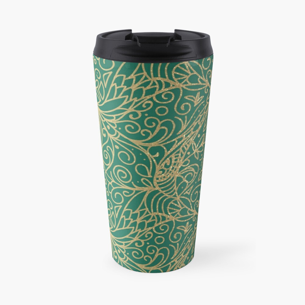 All that is Gold Travel Mug