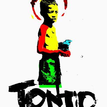 KID TONTO by TONTOPRONTO