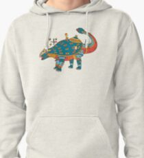 Dinosaur, from the AlphaPod collection Pullover Hoodie