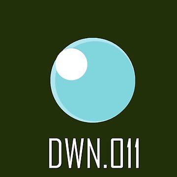 DWN.011 - Bubble Man by haulk618