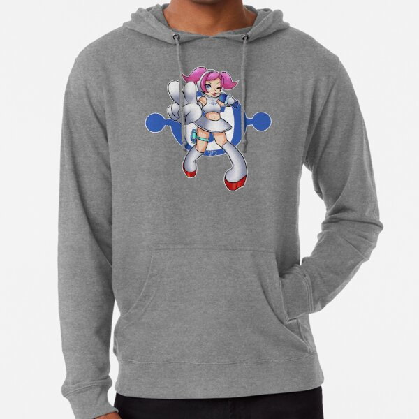 Space Channel 5 - Ulala Silver Lightweight Hoodie