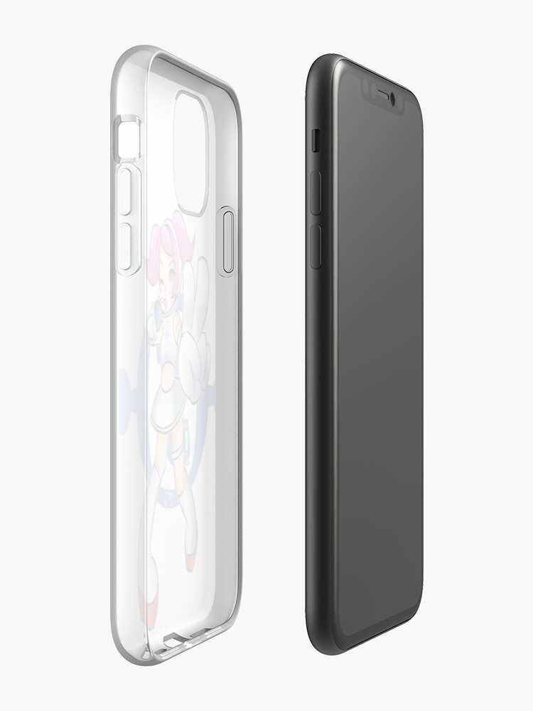Alternate view of Space Channel 5 - Ulala Silver iPhone Case & Cover