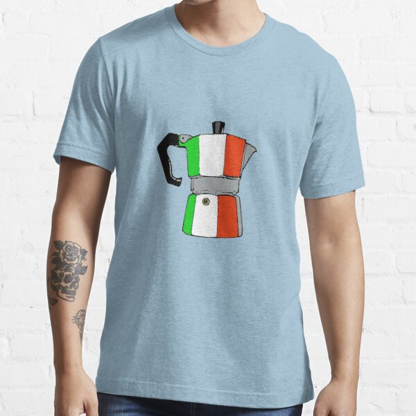 italian coffeepot Essential T-Shirt