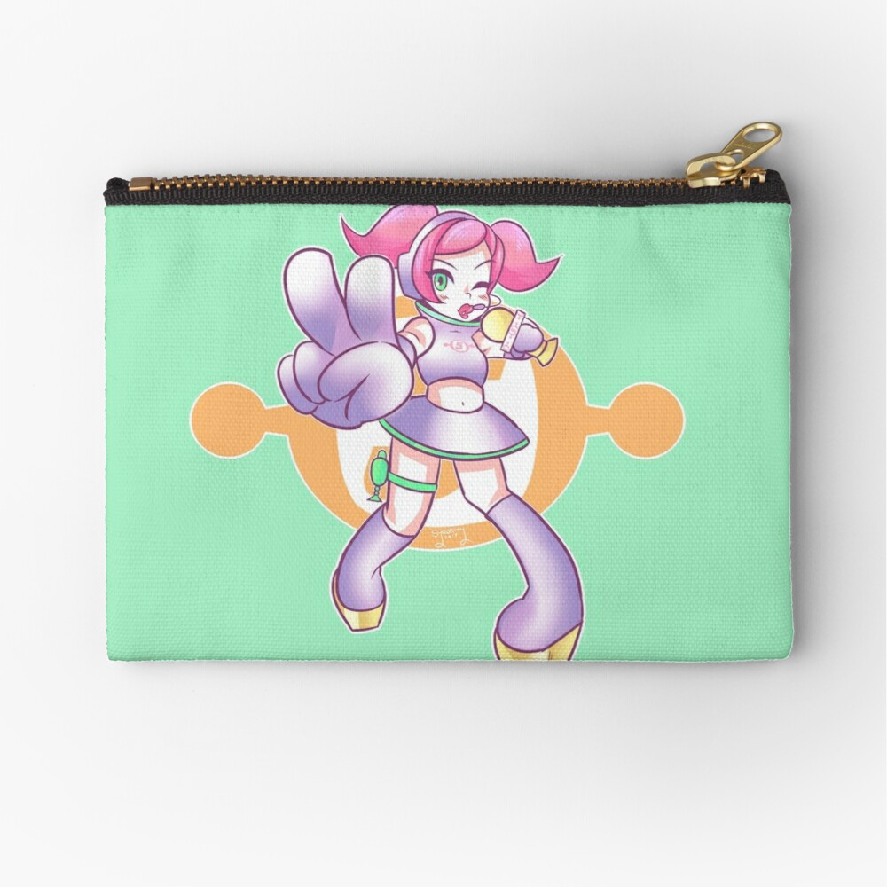 Space Channel 5 - Ulala (syaokitty Ver.) Zipper Pouch