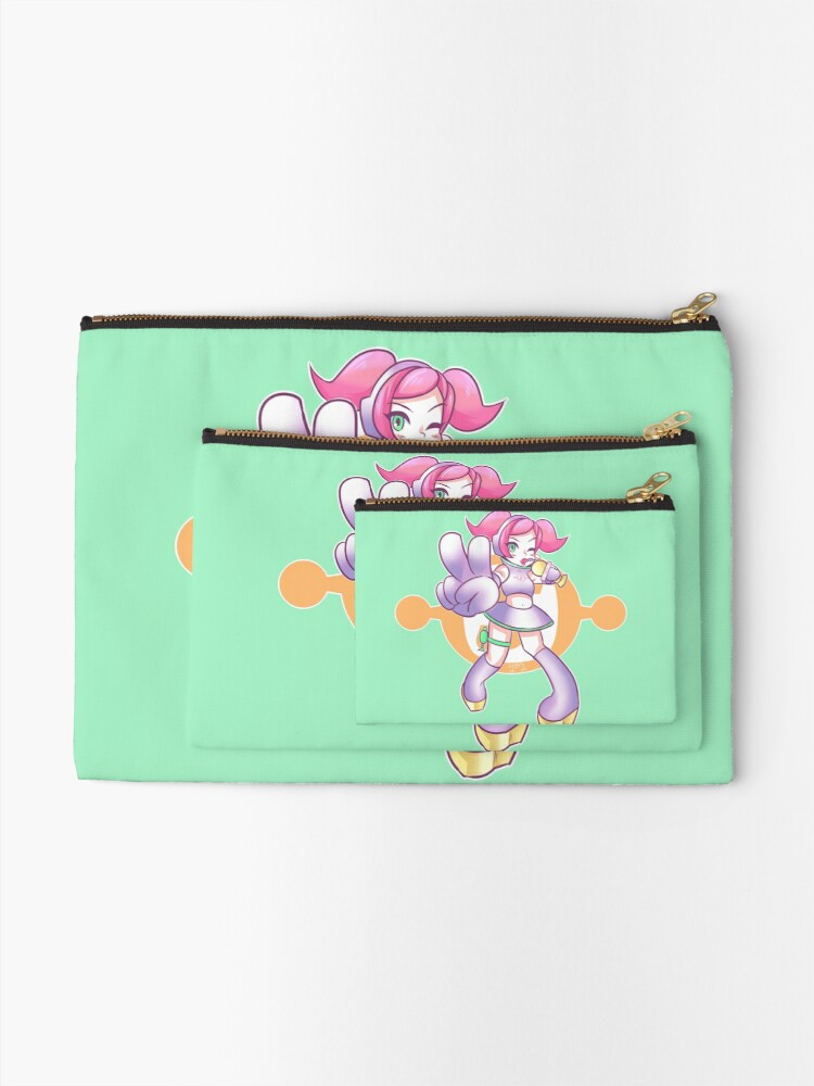 Alternate view of Space Channel 5 - Ulala (syaokitty Ver.) Zipper Pouch