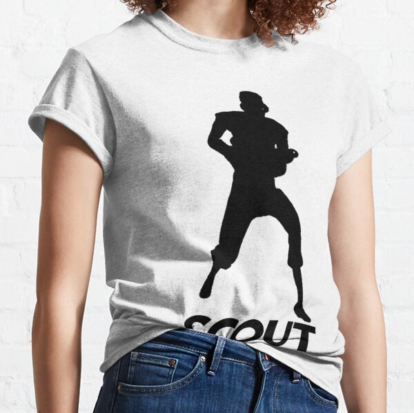 Tf2 Scout Classic T-Shirt
