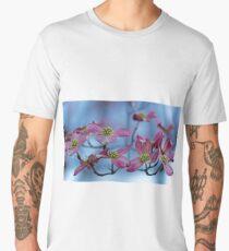 Dogwood blossoms, Tulsa, OK Men's Premium T-Shirt