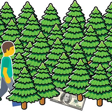 Walk in the Woods! (You'll Find a Dollar) by JonnoPlaysCoC
