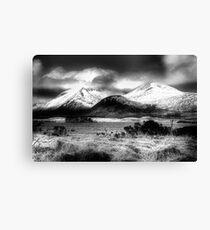 Blackmount Canvas Print