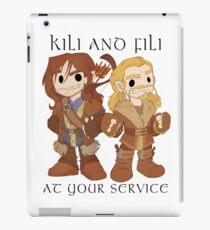 Little Fili and Kili iPad Case/Skin