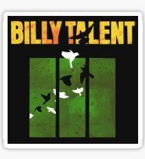 Billy Talent Merchandise Sticker