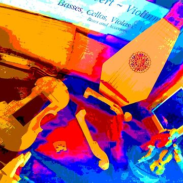 Chello Violin classical music Paula Deacon PE by DeaconPE