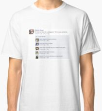 anime protagonist problems Classic T-Shirt