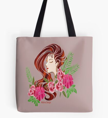 Floral Wishes (960 views) Tote Bag