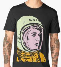 Valentina Tereshkova-2 Men's Premium T-Shirt