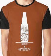 Anatomy of Homebrew  Graphic T-Shirt