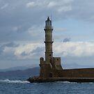 Venetian Lighthouse by Trish Meyer
