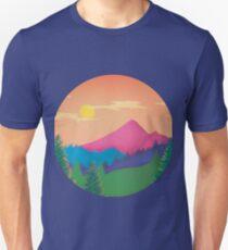 Fauvist Landscape T-Shirt