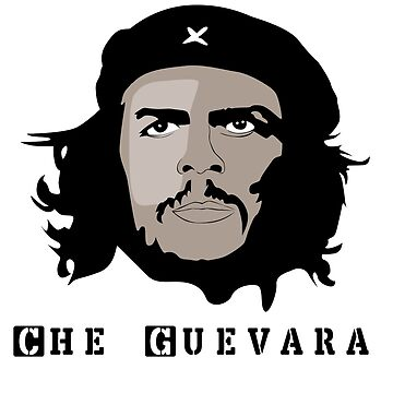 Che Guevara by curdycurie