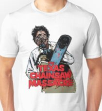 chainsaw terror Unisex T-Shirt