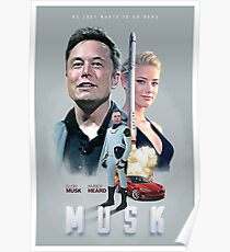 MUSK Poster