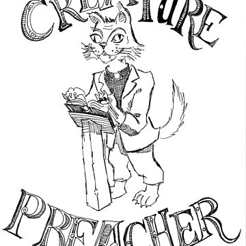 Creature Preacher by ANewKindOfWater