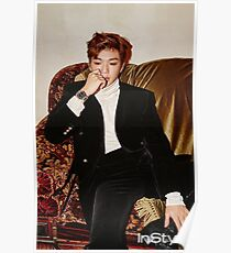 WANNA ONE x Instyle Korea ft. Kang Daniel (강 다니엘) Poster