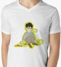 Lil Normie Men's V-Neck T-Shirt