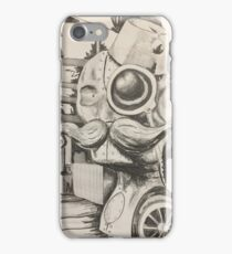 The Tin Man iPhone Case/Skin
