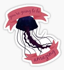 the voidfish Sticker