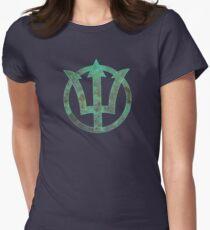 Poseidon Women's Fitted T-Shirt
