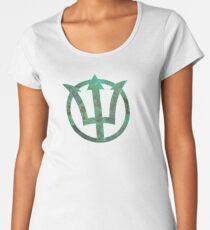 Poseidon Premium Rundhals-Shirt