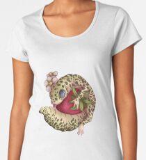 Lizard loves fruit Women's Premium T-Shirt