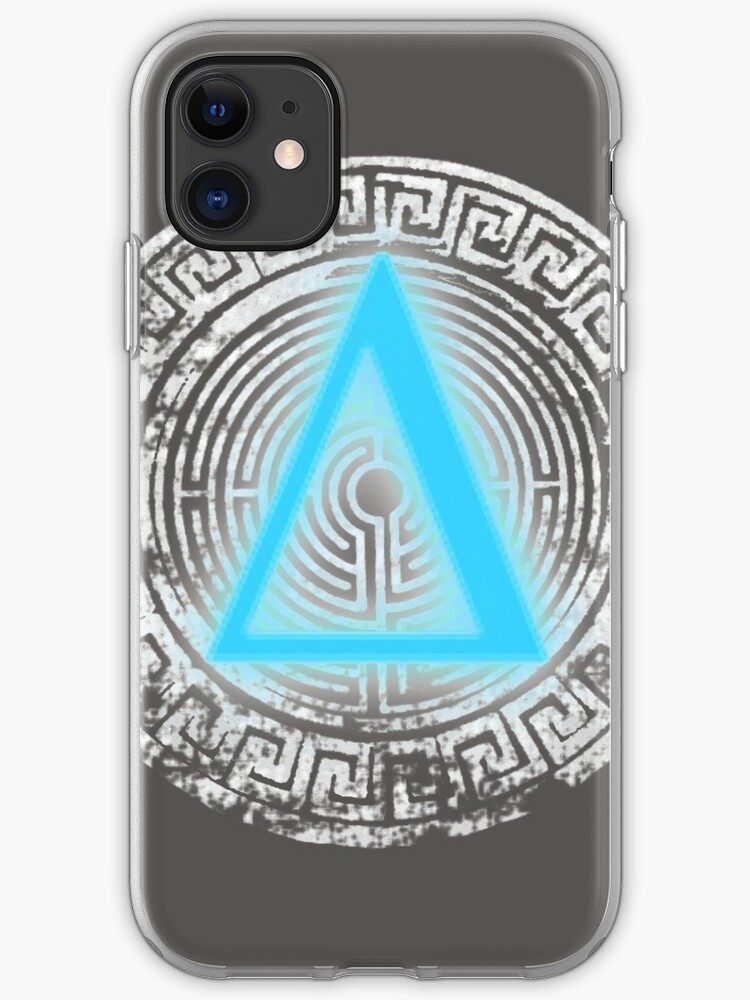 Daedalus Iphone Case By Fr3dxvii