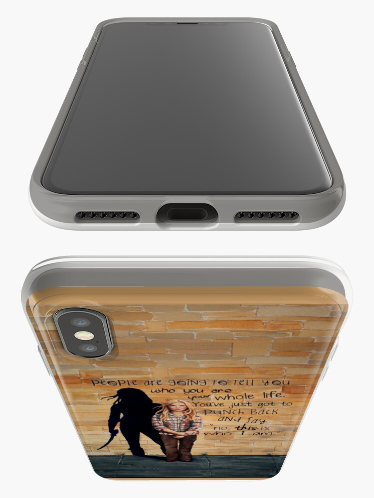 Alternate view of This is Who I Am iPhone Case & Cover