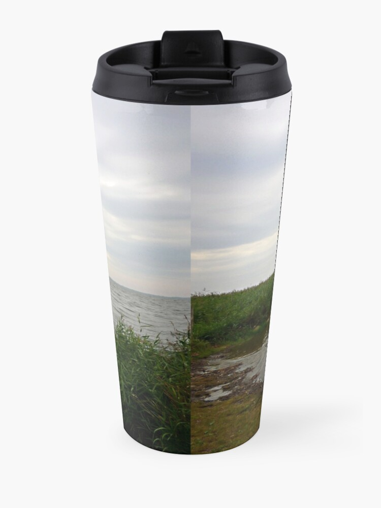 Alternate view of Lunch time at the backwaters Travel Mug
