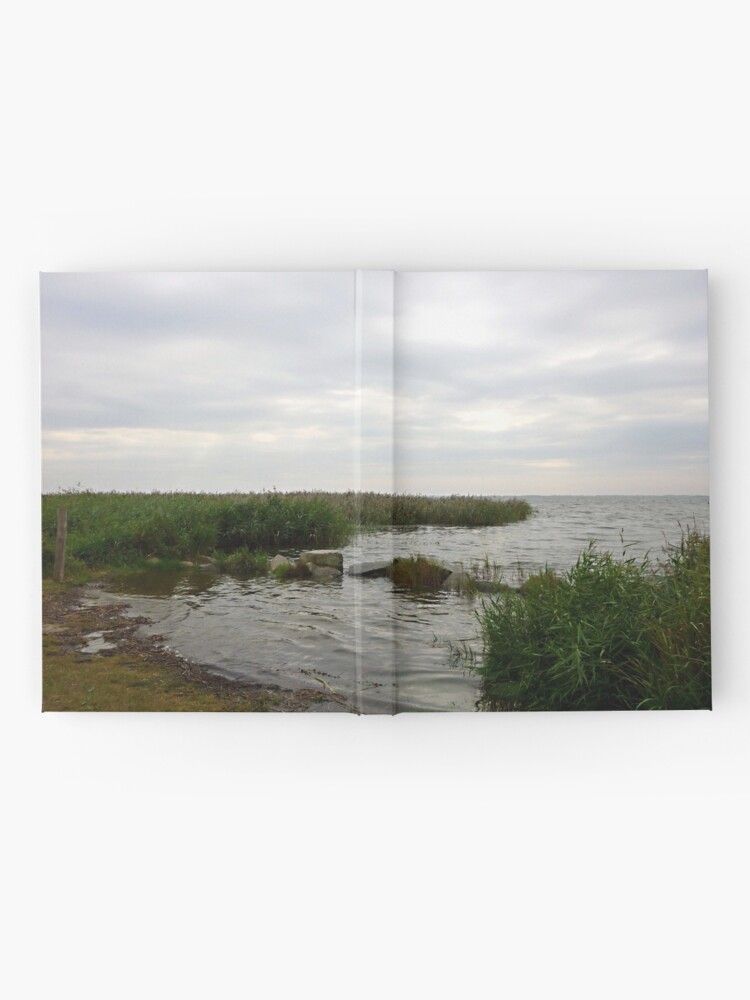 Alternate view of Lunch time at the backwaters Hardcover Journal