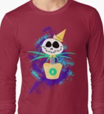 Jack Springloaded (Want Fries With That?) Long Sleeve T-Shirt