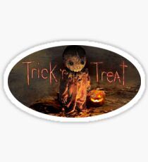 trick r treat Sticker