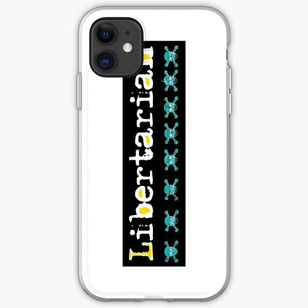 Libertarian 10 iPhone Soft Case