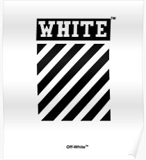 Off-White Poster