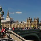 The Houses or Parliament  by D-GaP