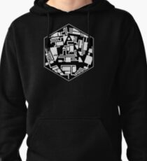 20 Sides Dungeon Pullover Hoodie