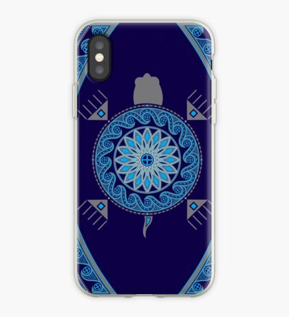 Water Turtle  iPhone Case