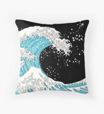 Kanagawa Wave Floor Pillow